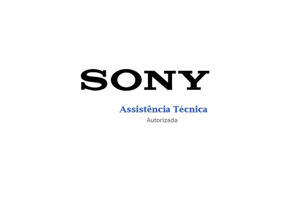 Assistência Técnica Sony